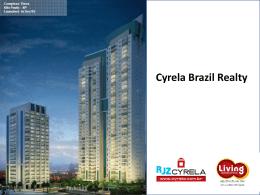 Cyrela Brazil Realty A Cyrela Brazil Realty