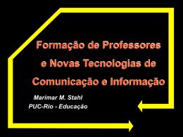 EDUCADORES PARA NOVOS TEMPOS - A INSPIRAÇÃO