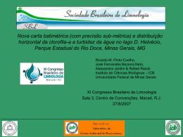 Z m - Universidade Federal de Minas Gerais