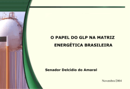Senador Delcidio do Amaral