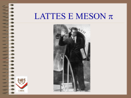2 . a descoberta do meson