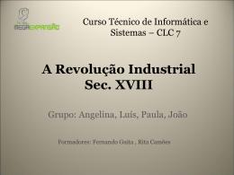 Curso Técnico de Informática e Sistemas - Pradigital-Paula