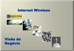 Projeto de Internet Wireless