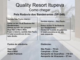 Quality Resort Itupeva