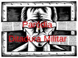 Paródia - brazsinigaglia