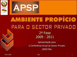 2ª Fase 2009