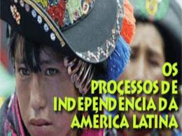 independências latino