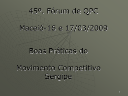 Slide 1 - mscompetitivo.org.br