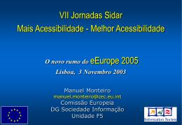 eEuropa 2005