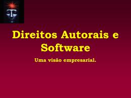 bmec Direitos Autorais e Software