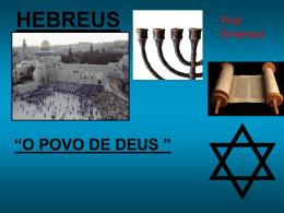 HEBREUS (2)