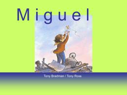 MIGUEL - Pedagogos