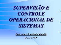 Controle Automático - DCA