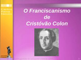 cristóvão colon, missão portugalidade