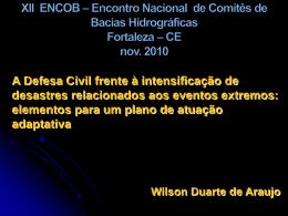 Wilson Duarte de Araujo