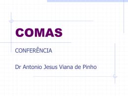 Conferência sobre comas