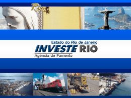 Apresentação: Investe Rio