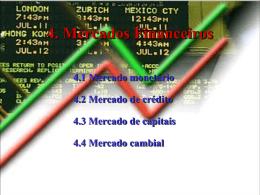 4. Mercados Financeiros - Universidade Castelo Branco