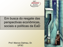 Marcos Baptista Lopez Dalmau – UFSC