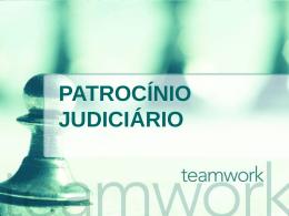 Patrocínio Judiciário - Faculdade de Direito da UNL