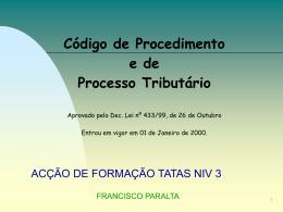 CPPT - art 1 a 147
