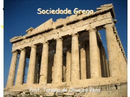 Sociedade Grega