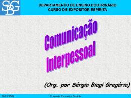 Comunicação Interpessoal