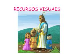 RECURSOS VISUAIS - Novo EBI Universal