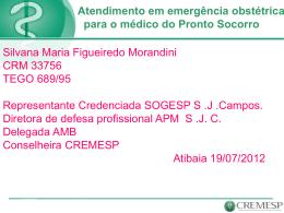 Assistencia de Urgencia e Emergencia