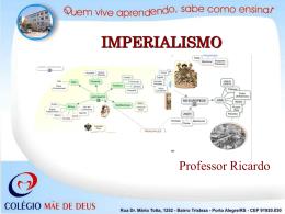 Imperialismo - Colégio Mãe de Deus