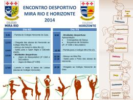 Diapositivo 1 - Colégio Horizonte