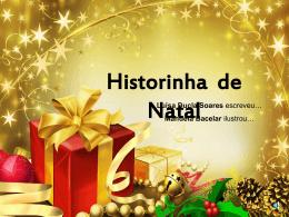 Historinha de Natal Luísa Ducla Soares