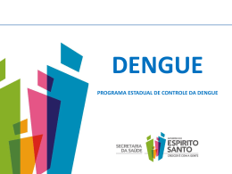 1,2 - Dengue