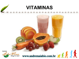 vitaminas - Ser Digital