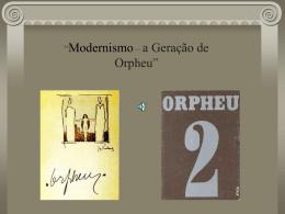 Modernismo III