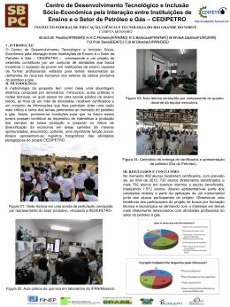 CENTRO FEDERAL DE EDUCAÇÃO TECNÓLOGICA DO