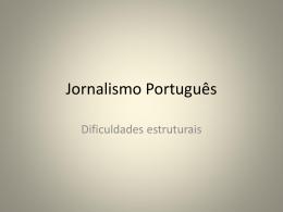 Jornalismo Português