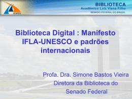 manifesto ifla-unesco para bibliotecas digitais