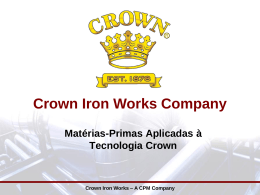 Slide 1 - Crown Iron
