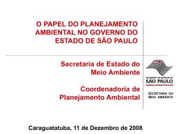 Seminário A.A.C - Ap. Casemiro Tércio de Carvalho