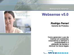Websense v5.0 - CPT-UNEB