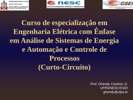 Curto-circuito especializacao ELN