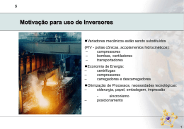 Inversores x Economia de Energia
