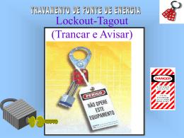 TRAVAMENTO DE FONTE DE ENERGIA