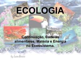 ecologia2 - Cursinho Gratuito Primeiro de Maio