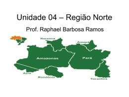 Região Norte do Brasil PPT