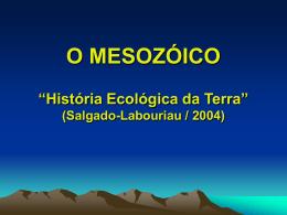 No Mesozóico