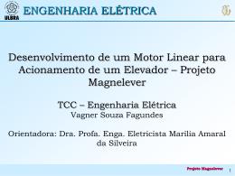 N - Trabalho de Conclusão de Curso em Engenharia Elétrica