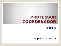 PROFESSOR COORDENADOR - Atualizado