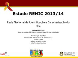 Estudo Renic - Mônica Barcellos Arruda